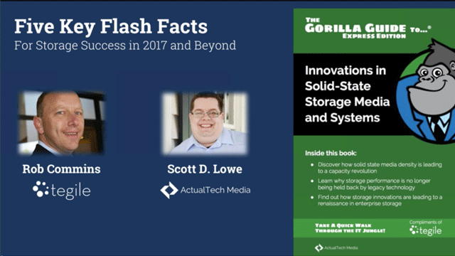 Five Key Flash Facts