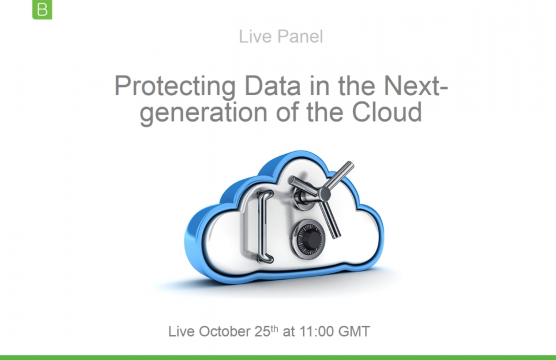 [Panel] Protecting Data in the Next Generation of the Cloud