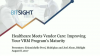 Improving the Maturity of Your Vendor Risk Management Program