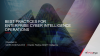 Best Practices for Enterprise Cyber Intelligence Operations