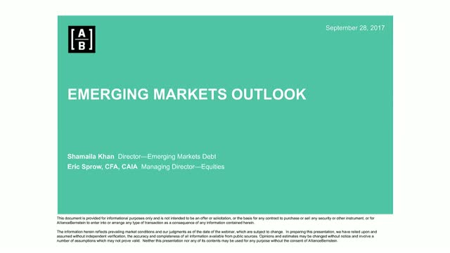 Emerging Market Investing – Fresh Opportunities For Investors