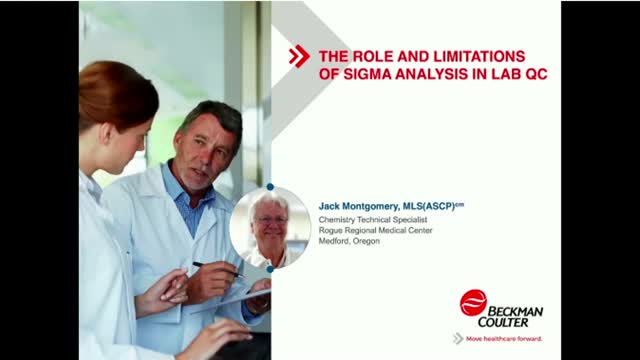The Role and Limitations of Sigma Analysis in Lab QC