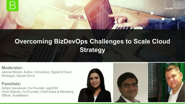 Overcoming BizDevOps Challenges to Scale Cloud Strategy