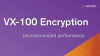 Vexata's VX 100F Scalable Data System Encryption Demo