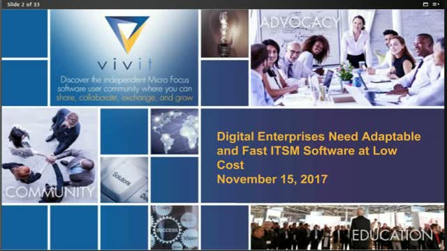 Digital Enterprises Need Adaptable and Fast ITSM Software at Low Cost