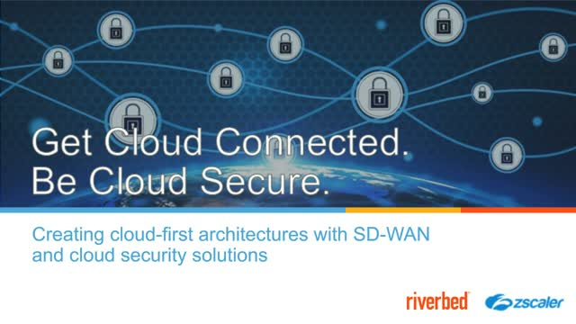 Get Cloud Connected. Be Cloud Secure