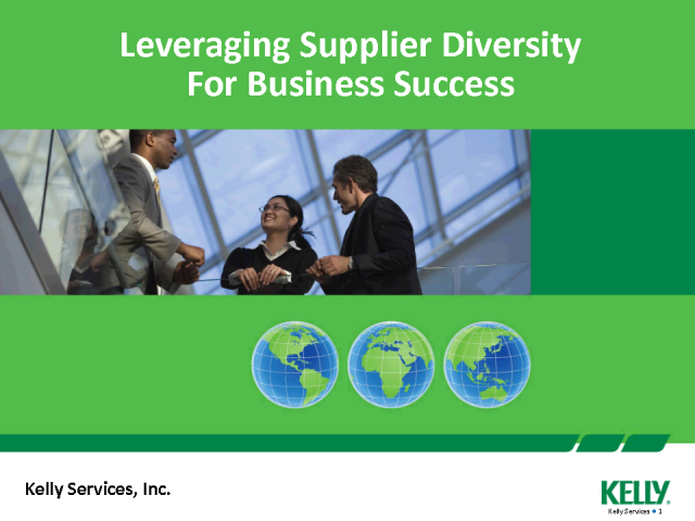 Integrating Supplier Diversity for Business Success