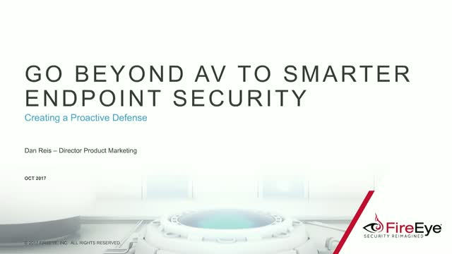 Why Mid-Enterprises Must Go Beyond AV Products to Smarter Endpoint Security