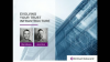 Digital Business is Here - Is your Trust Infrastructure Ready?