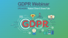 What are the 3 key stages of a GDPR project?