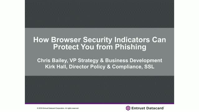 How Browser Security Indicators Can Protect You from Phishing