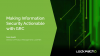 Making Information Security Actionable with GRC