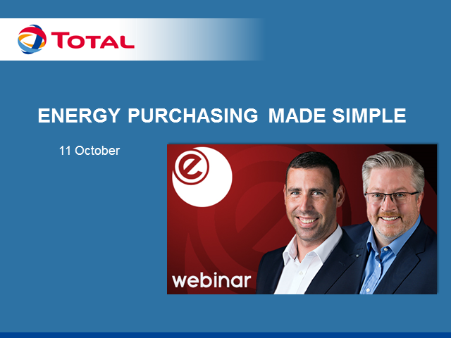 Energy purchasing made simple