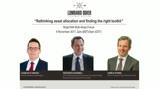 Rethinking Asset Allocation and Finding the Right Toolkit