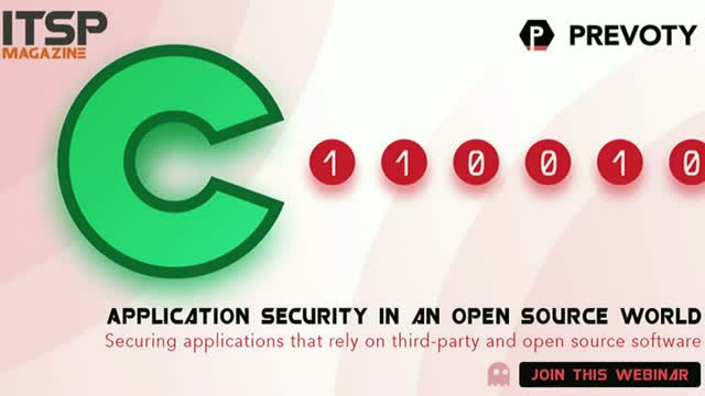 Application Security in an Open Source World