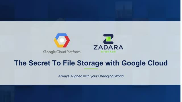 The Secret To File Storage with Google Cloud