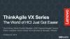 ThinkAgile VX Series: The World of HCI Just Got Easier
