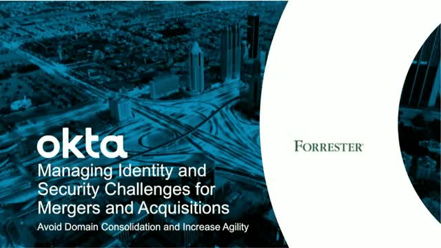 Secure Identity Management for Mergers and Acquisitions