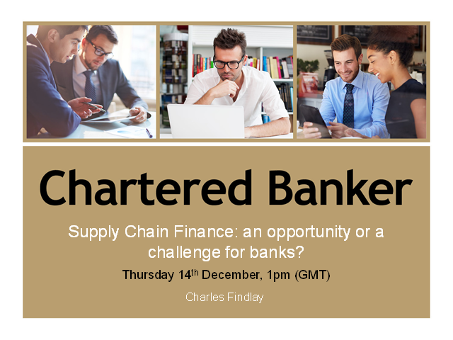 Supply Chain Finance: an opportunity or a challenge for banks?