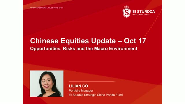 Exploring the Opportunity Presented by Chinese Equities.