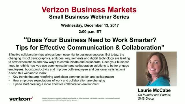 Does Your Business Need to Work Smarter? Tips for Effective Collaboration