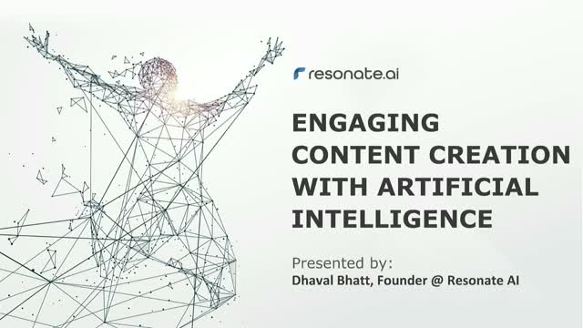 Engaging Content Creation with Artificial Intelligence