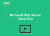 Microsoft SQL Server Deep Dive