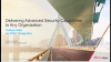 Delivering Advanced Security Capabilities to Any Organization: APAC Perspective
