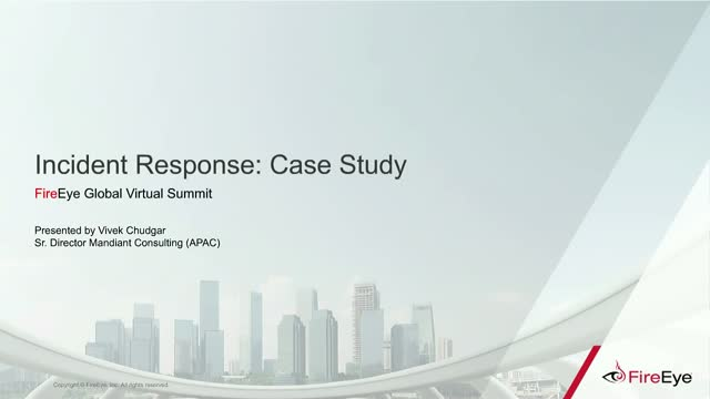 Incident Response: An Investigation Case Study