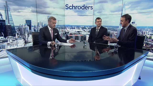 Schroders Live: Spain/Catalonia Affect on Eurozone