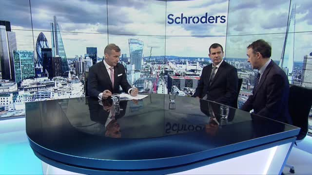 Schroders Live: North Korea/US Stand Off