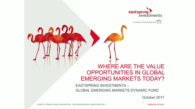 Where are the value opportunities in Global Emerging Market equities today?