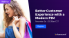 Provide Better Customer Experience & the Right Content with a Modern PIM