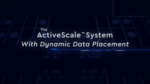 How Dynamic Data Placement Simpllifies Adding Storage Capacity