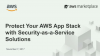 Protect your AWS App Stack with a Security-as-a-Service Solution