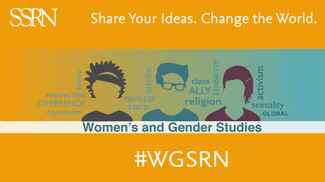 Women's & Gender Studies Webcast - Share Your Ideas. Change The World.