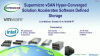 Supermicro vSAN Hyper-Converged Solution Accelerates Software Defined Storage