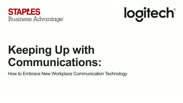 How to Embrace New Workplace Communication Technology