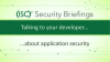 Talking to Your Developer about Security (Cloud Migration Series Part 3)
