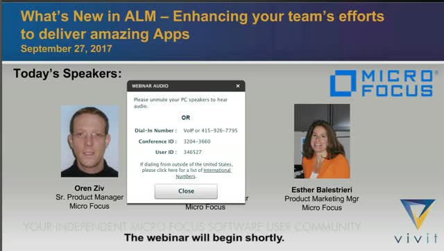 What's New in ALM – Enhancing your team's efforts to deliver amazing Apps