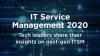 ITSM Expert Roundtable - Adapt or Perish: The Future of ITSM