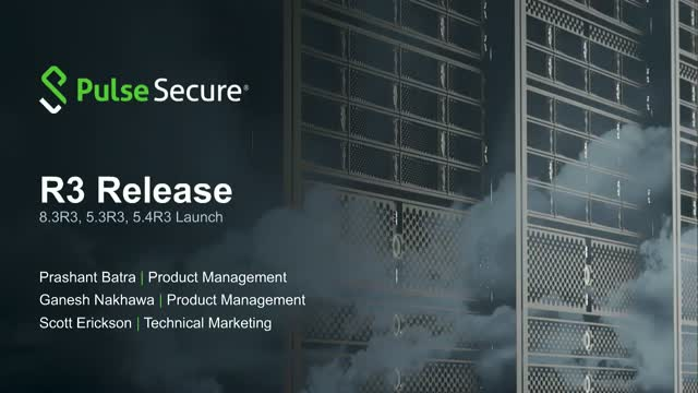 Simplifying your Secure Access solution with the latest software release