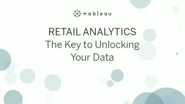 Retail Analytics: The Key to Unlocking Your Data