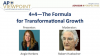 4+4—The Formula for Transformational Growth