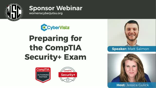 Preparing for the CompTIA Security+ Exam