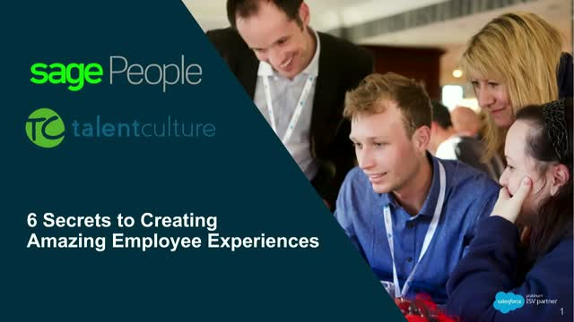 6 Secrets to Creating an Amazing Employee Experience