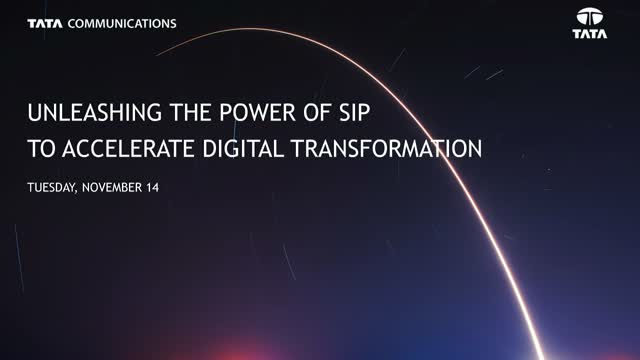 Unleashing the Power of SIP to Accelerate Digital Transformation