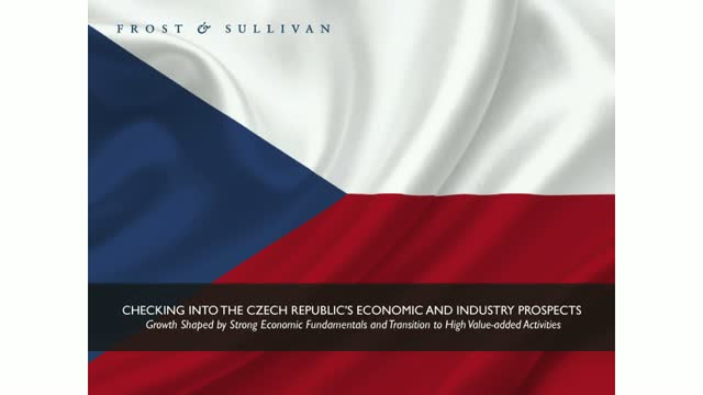 Checking into the Czech Republic's Economic and Industry Prospects