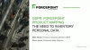 Forcepoint  GDPR Product Mapping: Inventory of Personal Data