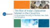 The Rise of India's Datacenter Market in the Cloud Era (US Audience)